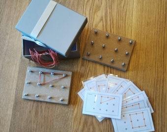 Game | Conviviality | Genuine Handmade | Fun | Children | Time | Board Game | Pastime