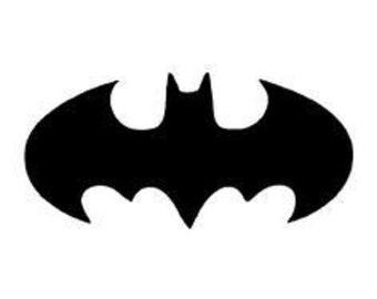batman stencil etsy rh etsy com batman logo pumpkin stencil batman logo pumpkin stencil