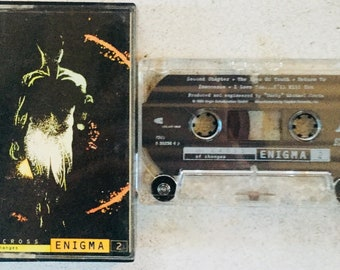Enigma : The Cross Of Changes (Cassette Tape)
