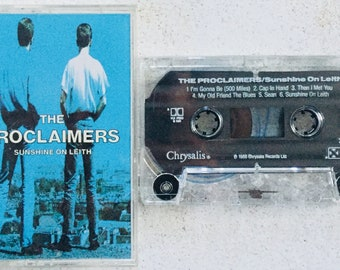 The Proclaimers : Sunshine Of Leith (Cassette Tape)