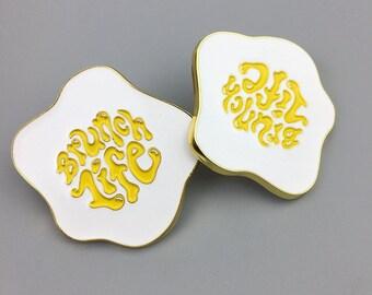 100 Lapel Pins, Custom Lapel Pins, Custom Enamel Pins Badge, Customized Pins,  Enamel Pins Custom, Pin Badge, Custom Pin Badges