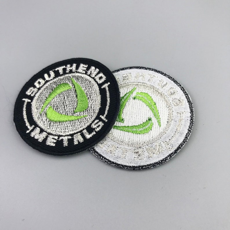 50 Custom embroidered patch, patch for jacket, DIY embroidery, embroidered  patch large, embroidery logo patch