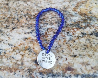 Adult Bullying Awareness and Prevention Bracelet