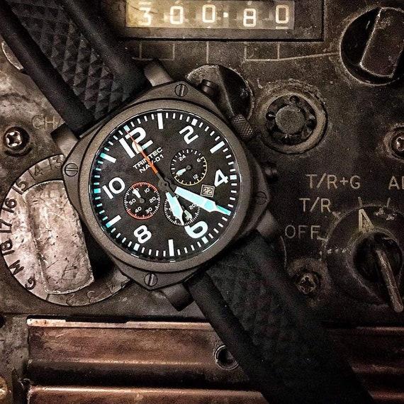 Trintec Classic 4-Piece Instrument Aviation Coaster Set 9075