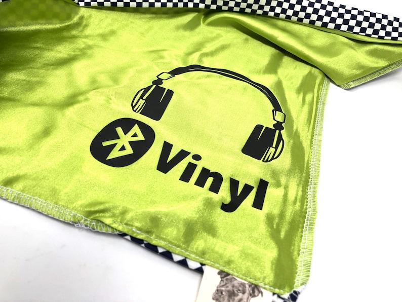 Bluetooth Vinyl Limedanga