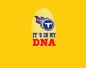 Tennessee Titans DNA svg,dxf,png /Tennessee Titans DNA clipart