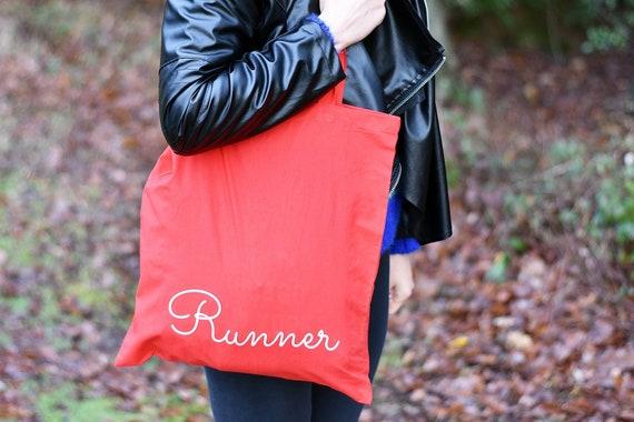 Gift for runners Running gifts for women Marathon majors Running Tote Bag NYC marathon Marathon gift Running Motivation Running gifts