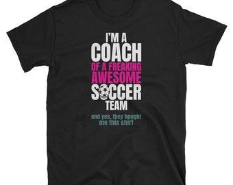 f2873cb14 Soccer coach shirt