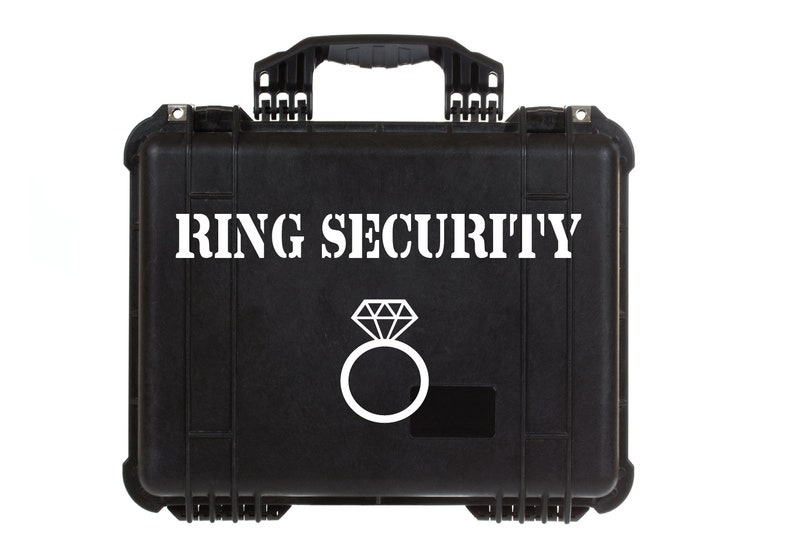 Ringsecurity ringendoosje