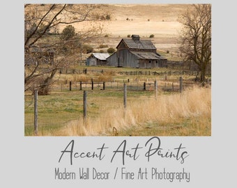 Farmhouse Print, Photography, Country Wall Art, Shabby Chic, Wall Art,  Rustic Wall Decor, Home Decor, Barn Art, Farmhouse, Rustic Farmhouse