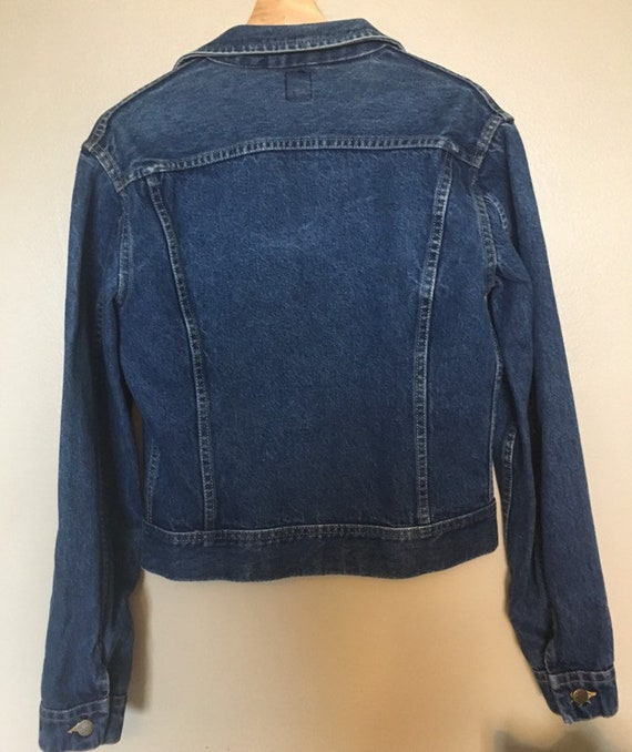 Vintage 1970's Union Made Lee Riders denim jacket - image 2
