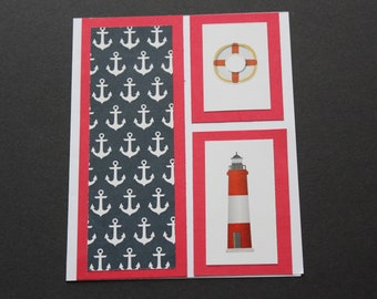 Nautical All-Occasion Greeting Card