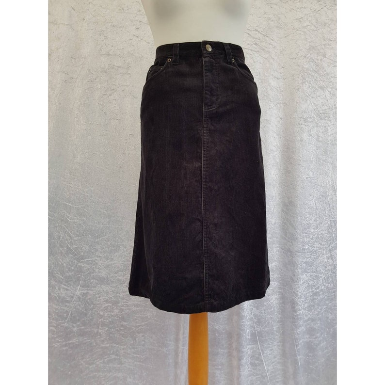 Vintage 90s/Early 2000 Divided by H&M High Waisted Black image 0