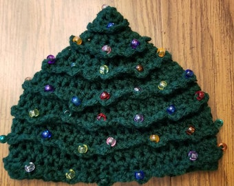 9070954ca8ea2 Christmas tree hat