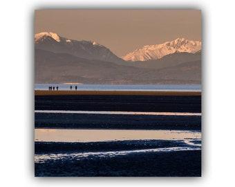 Photography Print, Landscape Photography, Home Decor, Poster, Fine Art, Wall Art Print, Print, Rathtrevor Beach