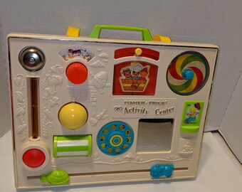 Busy Box Crib Toy Etsy