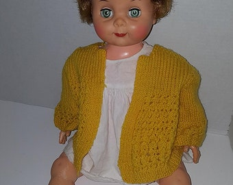 "23"" Ideal Cream Puff Baby doll"