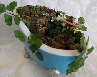 Miniature Fairy Hideaway
