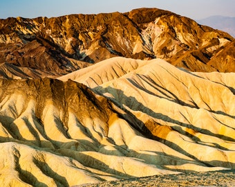 Zabriskie Point II, Death Valley National Park, CA