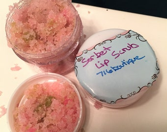 Sorbet Sugar Lip Scrub