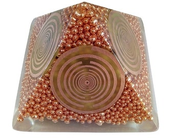 Orgone Etherion the ultra powerful QUINTUPLE MWO pyramid (5G & EMF block)