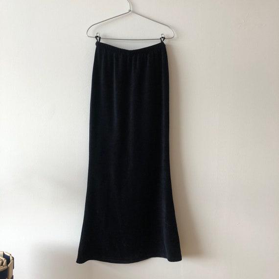 90s Marimekko Velvet skirt