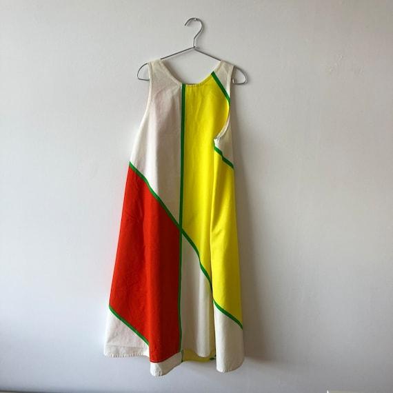 60s Vuokko circle Dress - image 4