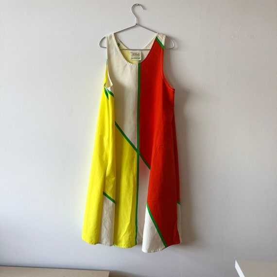 60s Vuokko circle Dress - image 3
