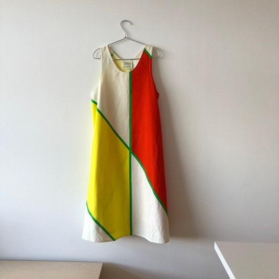 60s Vuokko circle Dress