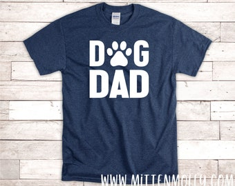 05226c9c2 Dog Dog T-Shirt, Dog Dad, Fur Dad, Father's Day Gift, Dad Gift, Gifts For  Dad, Men's Shirts, Men's Clothing
