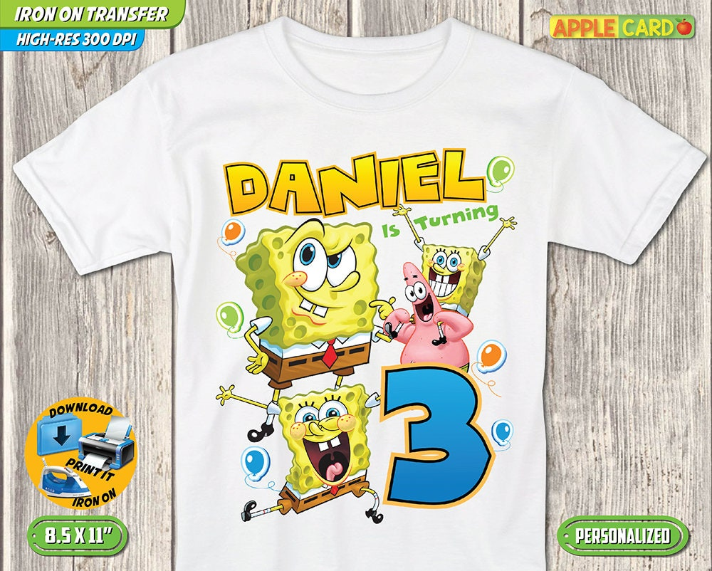c7848ee35 Spongebob T Shirts For Toddlers - DREAMWORKS