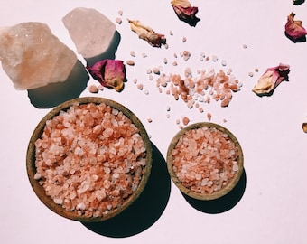 Himalayan Salts - Coarse Granules - 1kg