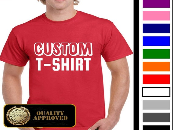 Monogram Shirt For Birthday Gift Custom T Shirts Tees Mens