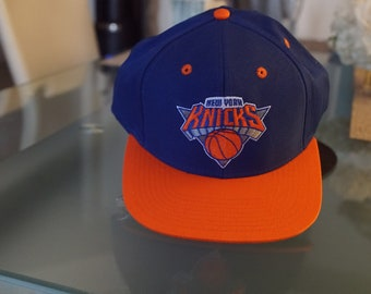 low priced 6baca a1ea2 NBA Authentic New York Knicks adidas snap back hat cap brand new