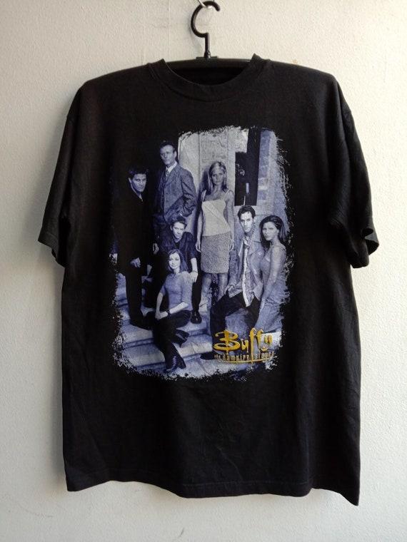 1998 Buffy The Vampire Slayer Vintage Movie Tshirt