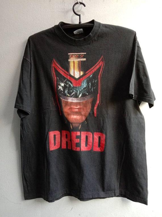 1995 Judge Dress Vintage Original Movie Tshirt