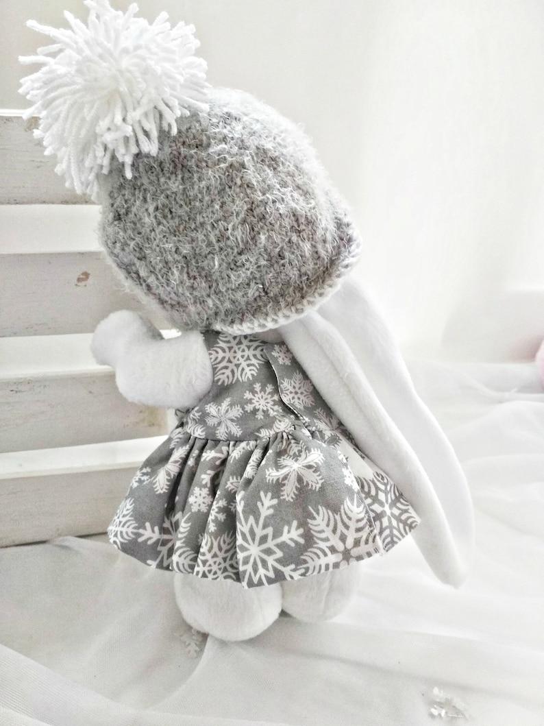 Teddy Bunny OOAK teddy rabbit easter bunny teddy plush bear in clothes teddy Artist bunny toy ooak handmade teddy gift for baby Easter decor