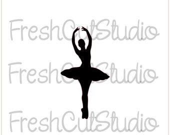 456ca3341 Ballerina Stencil- Cookie Stencil