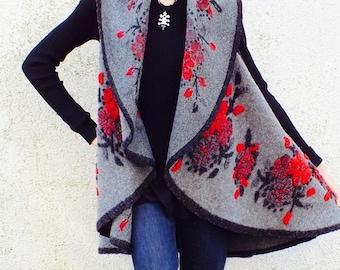 Felted wool jacket  af92a641073