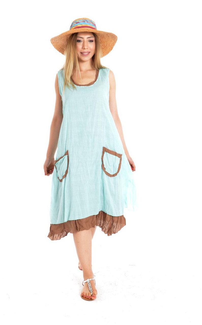 Boho summer dress Boho maxi dress