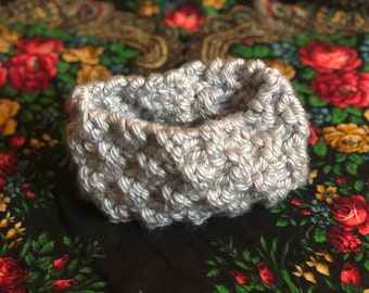 Silver Turban Headband