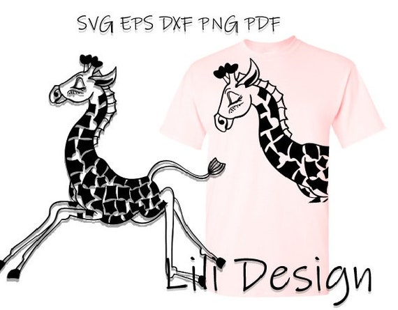 Giraffe Svg Giraffe Svg File Cute Safari Svg Giraffe Cut Etsy