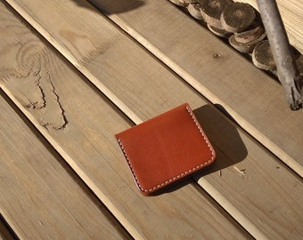 Wallet•Leather Wallet•Personalized Leather Wallet•Front Pocket Slim Design•Minimalist Credit Card Wallet•Mens Leather Wallets•