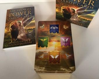 Archangel Power Tarot Cards by Doreen Virtue