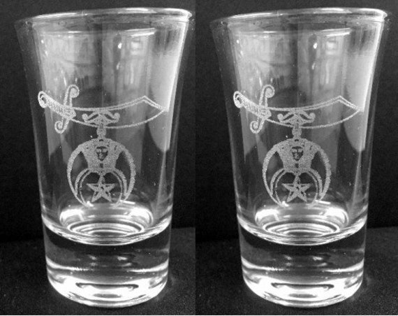 Shrine  Shot Glasses ( set of 4 )