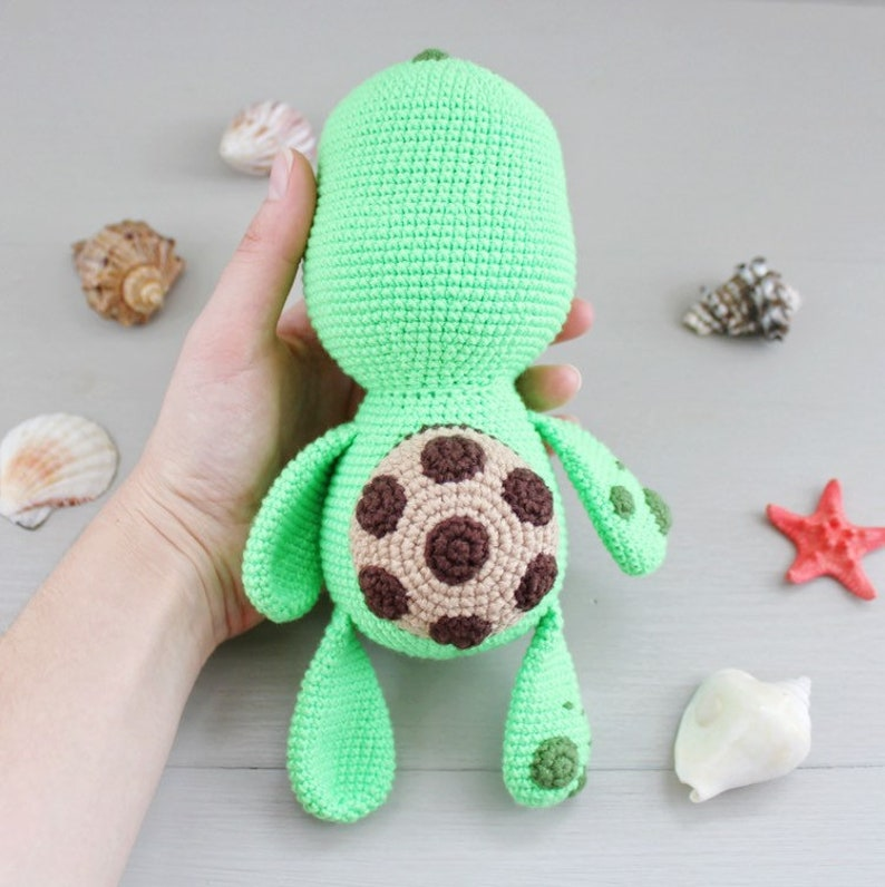 Amigurumi pattern sea creatures crochet pattern ebook | Etsy | 796x794