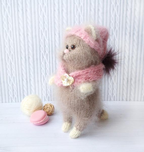 Amigurumi Cat Doll Patterns You'll Love to Make | 604x570