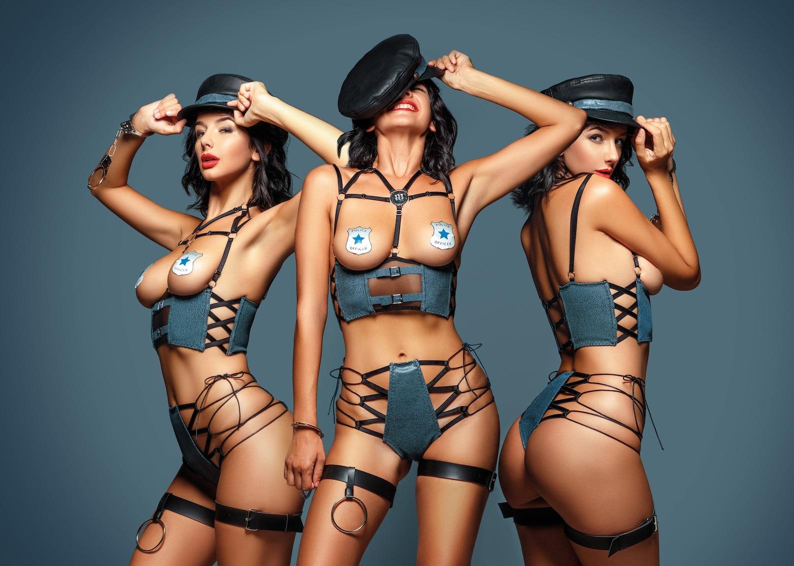 Erotic Role Play Shelf