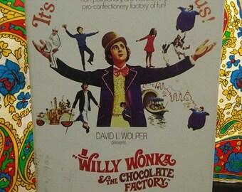 VHS Willy Wonka