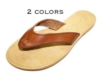 68871845a8ea5 Greek Leather Sandals